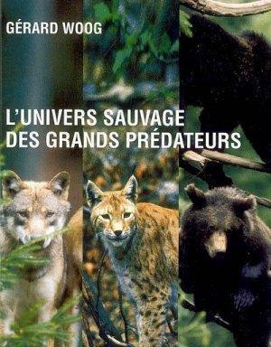 L'univers sauvage des grands prédateurs - du pecari - 9782912848710 -