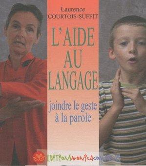 L'aide au langage - monica companys - 9782912998569 -