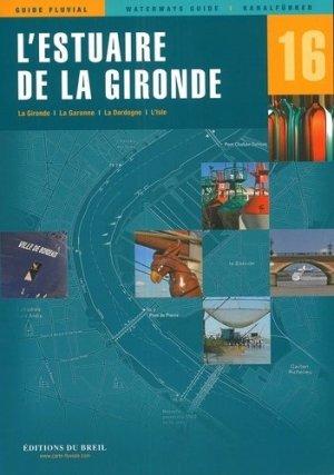 L'estuaire de la Gironde - du breil - 9782913120600 -
