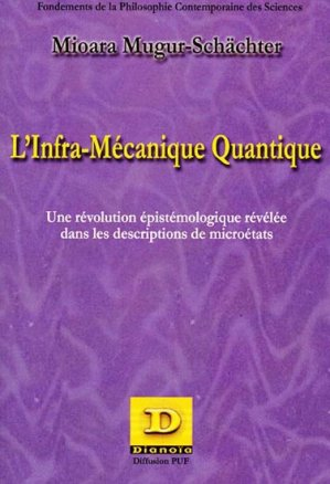 L'infra-mécanique quantique - Dianoia - 9782913126459 -