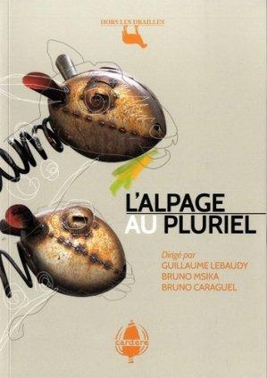 L'alpage au pluriel-cardere-9782914053792