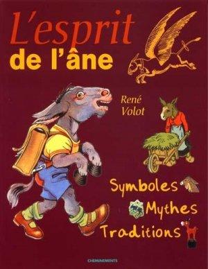 L'esprit de l'âne - cheminements - 9782914474115 -