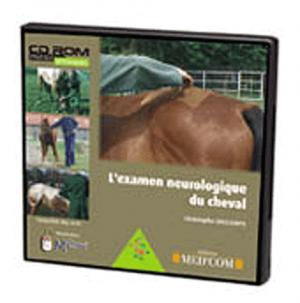 L'examen neurologique du cheval - med'com - 9782914738699 -