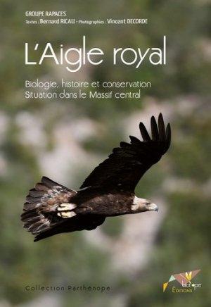 L'Aigle royal - biotope - 9782914817370 -