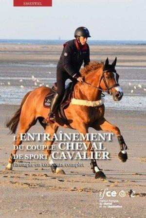 L'entraînement du couple de sport cheval cavalier - les haras nationaux - 9782915250695 -