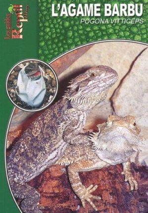 L'agame barbu - animalia - 9782915740325 -