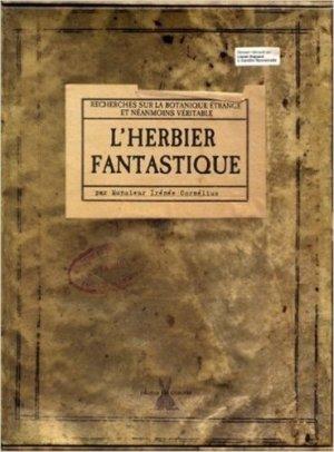 L'Herbier fantastique - plume de carotte - 9782915810639