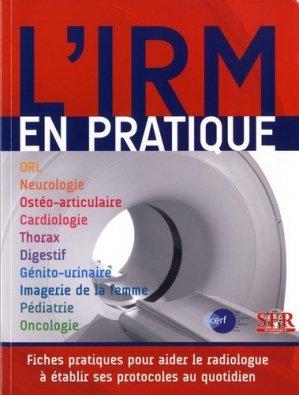 L'IRM en pratique - societe française de radiologie - 9782916669137
