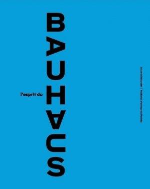 L'esprit du Bauhaus - les arts decoratifs - 9782916914633 -