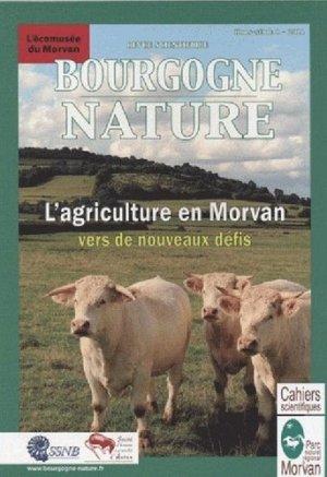 L'agriculture en Morvan - Parc naturel régional du Morvan - 9782918060086 -