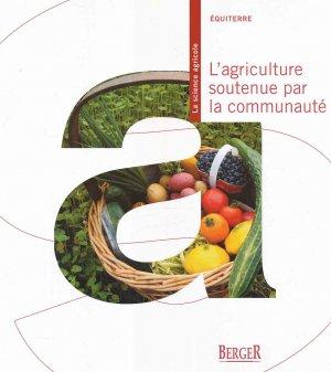 L'agriculture soutenue par la communauté - berger - 9782921416856 -