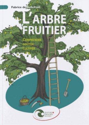 L'arbre fruitier - nature et progrès belgique - 9782930386515