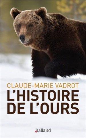 L'histoire de l'ours - parole et silence - 9782940632091 -