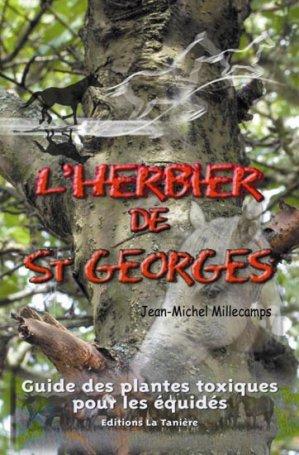 L'herbier de Saint-Georges - la taniere - 9782950239914 -