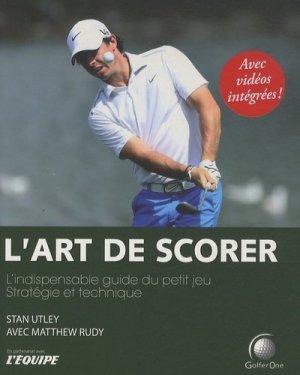 L'art de scorer - Editions Prolongations - 9782954149851 -