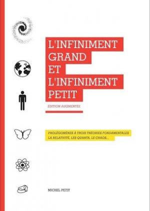 L'infiniment grand et l'infiniment petit - michel petit - 9782954295978 -
