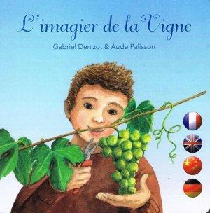 L'imagier de la vigne - gabriel denizot - 9782954389547 -