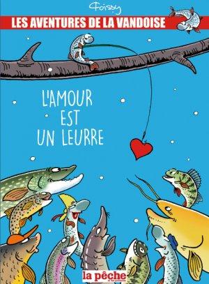L'amour est un leurre - dominique et caetera - 9782955456729 -