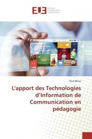 L'apport des technologies d'information de communication en pédagogie - Editions universitaires européennes - 9783639529265 -