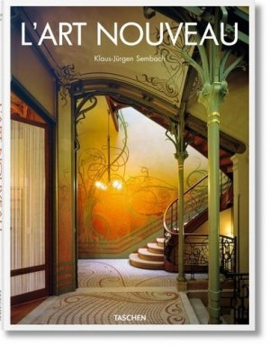 L'Art Nouveau - taschen - 9783836520959 -