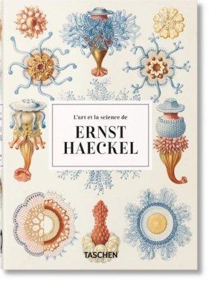 L'Art et la Science de Ernst HAECKEL - taschen - 9783836584272 -