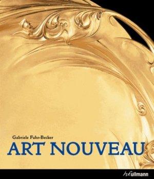 L'Art nouveau - ullmann - 9783848004454 -