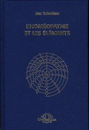 L'homéopathie et les éléments - unimedica - 9783962570637 -