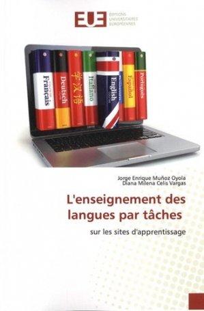 L'enseignement des langues par tâches - Editions universitaires européennes - 9786139557196 -