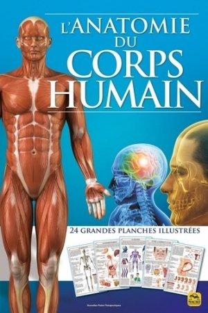 L'anatomie du corps humain - macro - 9788828595458 -