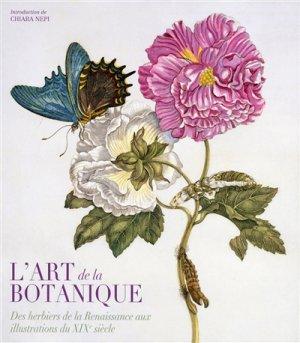 L'art da la botanique - white star - 9788832910957 -