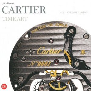 L'art du temps selon Cartier - skira - 9788857210131 -