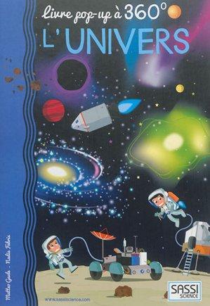 L'univers - sassi - 9788868602536 -