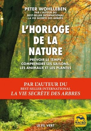 L'horloge de la nature - macro - 9788893194211 -
