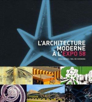 L'architecture moderne à l'Expo 58.