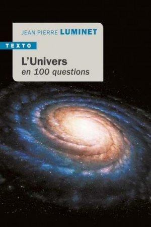 L'univers en 100 questions - Tallandier - 9791021040434