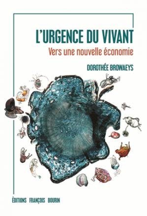 L'urgence du vivant - francois bourin - 9791025204115 -