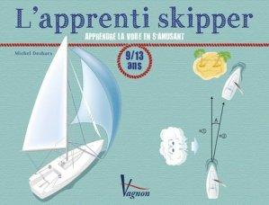 L'apprenti skipper - vagnon - 9791027100149 -