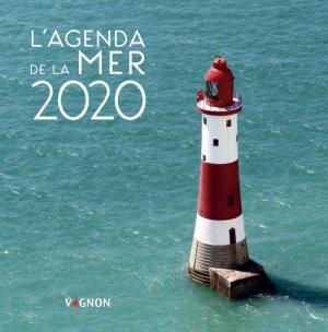 L'agenda de la mer 2020 - vagnon - 9791027103270 -