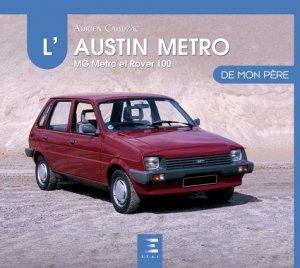 L'austin metro de mon père - etai - editions techniques pour l'automobile et l'industrie - 9791028301460 -
