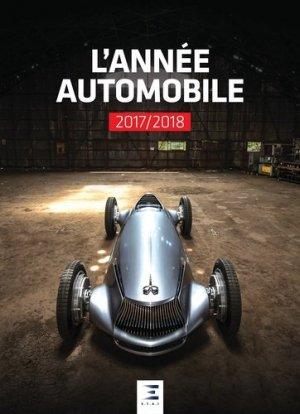 L'année automobile n°65 - etai - editions techniques pour l'automobile et l'industrie - 9791028302283 -