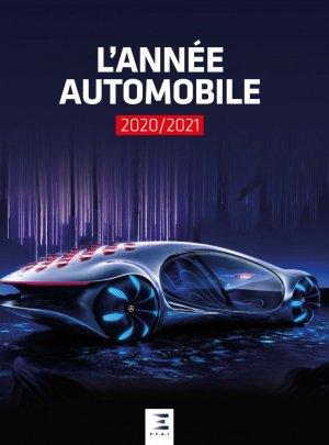 L'année automobile N°68 - etai - editions techniques pour l'automobile et l'industrie - 9791028304386 -