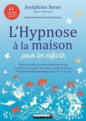 L'hypnose à la maison pour les enfants - leduc - 9791028513139