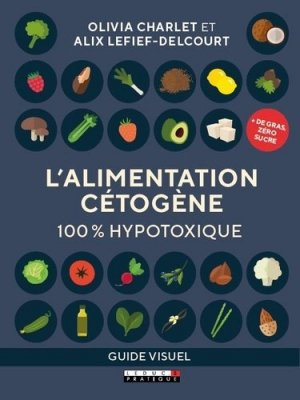 L'alimentation cétogène - leduc - 9791028513856 -
