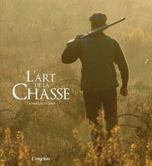 L'art de la chasse - de l'imprevu - 9791029502989 -