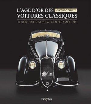 L'âge d'or des voitures classiques - de l'imprevu - 9791029508592 -