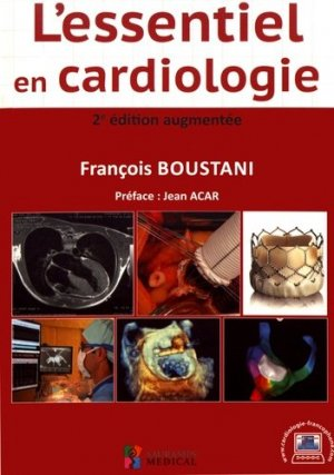 L'essentiel en cardiologie - sauramps medical - 9791030300918 -
