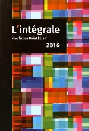 L'intégrale des fiches Point Eclair - Icédap - 9791033000570 -