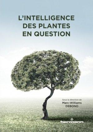 L'intelligence des plantes en question - hermann - 9791037003065 -
