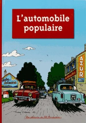 L'automobile populaire - fil conducteur - 9791090084056 -