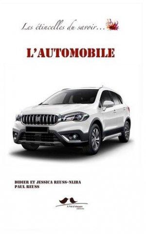 L'automobile - A vol d'oiseaux éditions - 9791093189567 -
